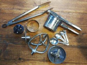 Kitchen tools Home Delish - Stainless Steel kitchen equipment