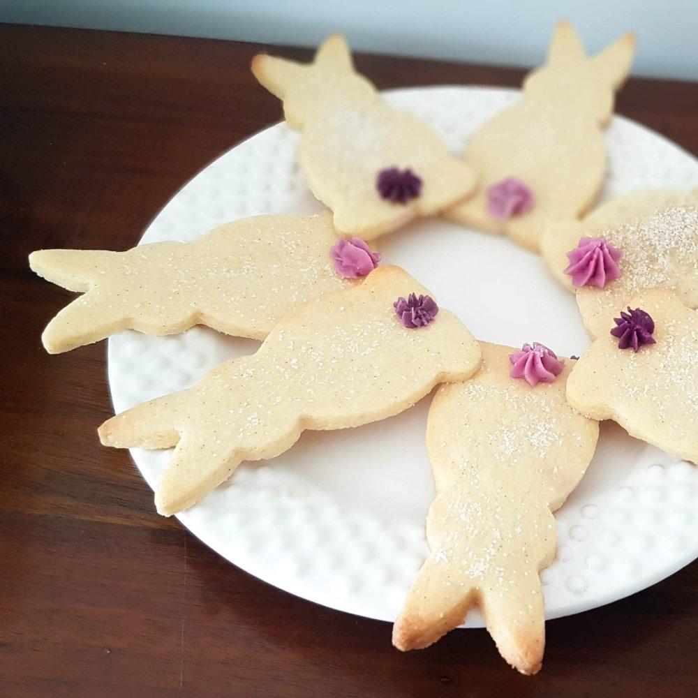 Vanilla biscuits HomeDelish